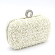 Kingluck New Fashion Pearl Beaded Clutch Bag Popular Design Shining Pearl Lady Evening Bag