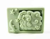 Longzang Constellation Mould Craft Art Silicone Soap Mould Craft Moulds DIY Handmade Candle Moulds