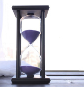 30/60 Minutes Colourful Sand Hourglass Timer Time Retro Ornaments Creative Gifts Room Decor Hourglass