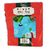 Blue Bike Gift Bag