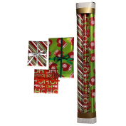 Christmas Bright Element Multi Rolls Assorted Set -3 Individual Rolls