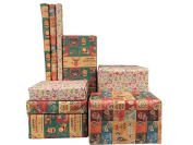 Retro Prints CHRISTMAS KRAFT WRAPPING PAPER