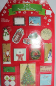 Christmas Gift Tags 101 Deluxe Gift Tags