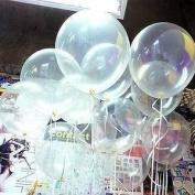 28cm Transparent Colour Balloons for Party Decoration 100 Pcs/lot By iBUY365