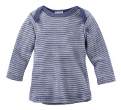 Baby Wool & Silk Long-Sleeved Undershirt