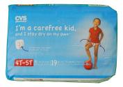 CVS Pharmacy 19-ct Boys Training Pants Size 4T-5T