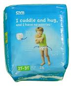 CVS Pharmacy 26-ct Boys Training Pants Size 2T-3T