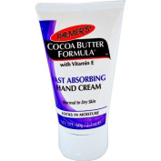 Palmers Cocoa Butter Hand Cream Fast Absorbing 60ml by Palmers