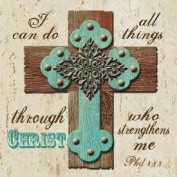 Night Light Inserts - I Can Do All Things - Philippians 4:13