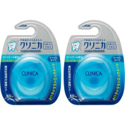 Clinica Advantage sponge floss 40m × 2 pieces