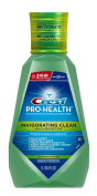 Crest Pro-health, Invigorating Clean, Invigorating Mint, Oral Rinse - 1ltr