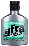 Mennen AFTA Pre-Electric Shave Lotion - 90ml Pack of 3