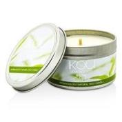 Ikou Eco-Luxury Aromacology Natural Wax Candle Tin Peace (Rose & Ylang Ylang) 230G240ml