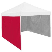 Plain Red Tent Side Panel