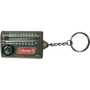 Coleman Thermometer/Compass Zipper Pull