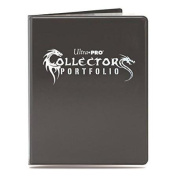 Ultra Pro 9 Pocket Gaming Collectors Portfolio Binder Album 10 Pages - Hold up to 180 Cards Multi-Coloured