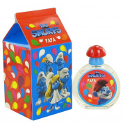 Smurfs 512170 The Smurfs by Smurfs Blue Style Brainy Eau De Toilette Spray 100ml