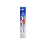 Terradent 676791 Terradent 31 Toothbrush Head Refill Medium - 3 Refills - Case of 6