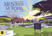 Midsomer Murders The Complete Tom Barnaby Collection [Region 4]