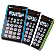 Teledex DD-120X3 3 Pieces - Hybrid 8 Digit Desktop Calculator