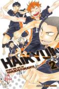 Haikyu!!: Volume 2 (Haikyu!!)
