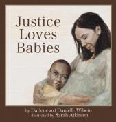 Forerunner Publishing 101500 Justice Loves Babies