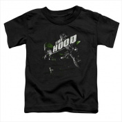Arrow-Take Aim - Short Sleeve Toddler Tee Black - Medium 3T