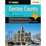 Universal Map 15958 Denton County Texas Street Guide