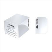 Ultra Pro Small Magic The Gathering Dual Deck Box - White