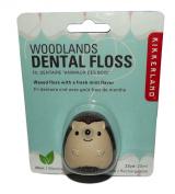 Kikkerland Woodlands Dental Floss