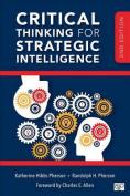 Critical Thinking for Strategic Intelligence