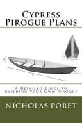 Cypress Pirogue Plans
