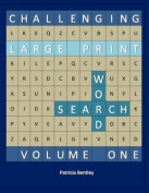 Challenging Large Print Word Search