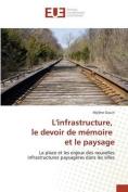 Linfrastructure, Le Devoir de Memoire Et Le Paysage [FRE]