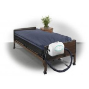 Drive Medical ls9000 True Low Air Loss Mattress System with Pulsation 25cm .