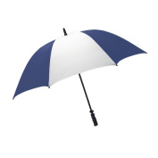 Peerless 2417FRB-Navy-White The Force Umbrella Navy And White