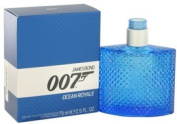 James Bond 502284 007 Ocean Royale by James Bond Eau De Toilette Spray 70ml