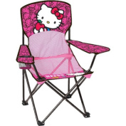 Hello Kitty Mesh Folding Camp Chair for Kids