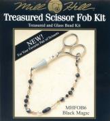 Black Magic - Scissor Fob Kit - MHFOB6