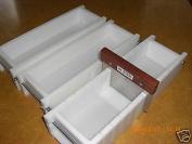 1.4-1.8kg Soap Moulds & BAR Slicer SET