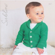 The tenth little Sublime hand knit book - 657