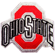 Ohio State Buckeyes Sport University Sport Embroidered Iron on Patch
