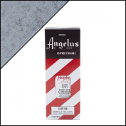 (Ship from USA) Angelus Brand Dark Grey Suede Dye & Dressing with Applicator in 90ml *GWE849F EP-21RT11372
