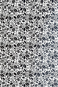 Sue Wilson Embossing Folder Contemporary Poinsettias EF-055 Large A4 Size
