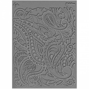 Lisa Pavelka Texture Stamp Paisley