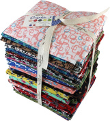 Graphix 3 40 Fat Quarter Bundle Paintbrush Studio