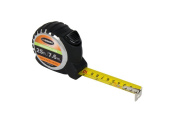 Keson PG18M25AL Short Tape Measure with Auto Lock and Nylon Coated Steel Blade, 7.6m X 2.5cm