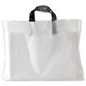 Deluxe Small Business Sales 65-AMFS-16 11 x 41cm x 20cm . Ameritote Food Service Bags White