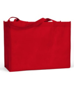 UltraClub A134 Junior Deluxe Tote - Red
