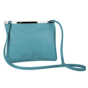 Mad Style 317853 Auto-Madic Crossbody Bag Deep Teal